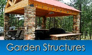 Garden Structures in Monument, Castle Rock, Front Range, Colorado
