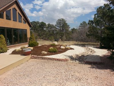 Landscaping Services in Monument, Castle Rock, Front Range, Colorado